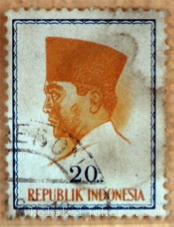 Setem Indonesia (Presiden Sukarno) Tahun 1965