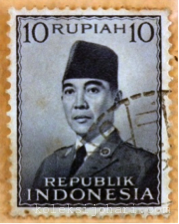 Setem Indonesia (Presiden Sukarno) Tahun 1962