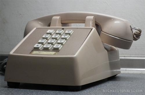 Telefon Stromberg Keluaran Amerika