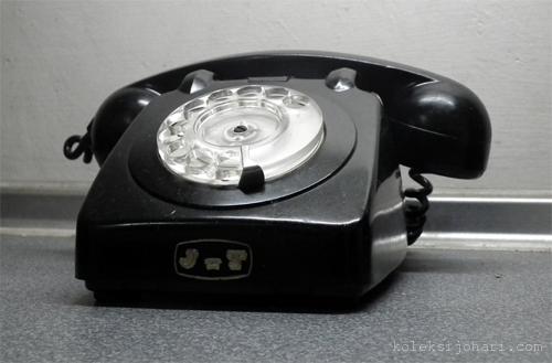 Telefon Lama Keluaran Jabatan Telekom