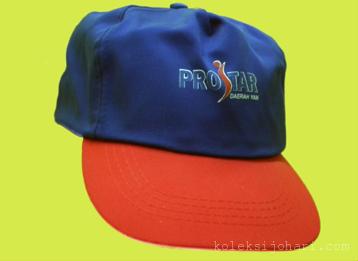 Koleksi Topi Lama dari Johari Basri